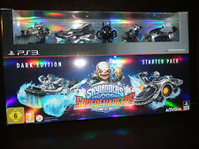Skylanders Superchargers Dark Edition [ IMPORT ANGLAIS] - PlayStation 3 - NEUF