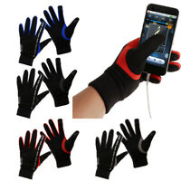 Touch Screen Full Finger Gloves for Mountain Bike Cycling Riding Racing Ski