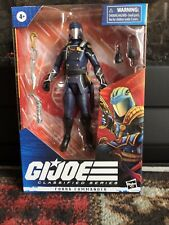 Cobra Commander Figure Hasbro GI Joe Classified Series MIB