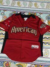 Adrian Gonzalez Boston Red Sox 2011 MLB All Star Jersey Sz M Authentic Majestic