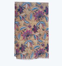 5 Yard Indian Cotton Hand Block Print Running Dress Natural Art Vintag Fabric A1