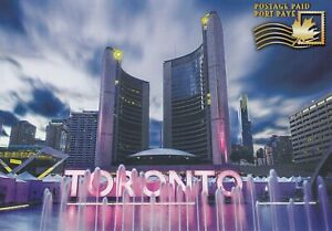 CANADA UX 120 - TOR 5961 - PREPAID POSTCARD CREATED FOR THE PAN AM GAMES TORONTO