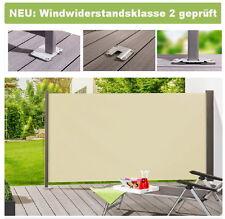senkrechte gartenmarkisen terrassen berdachung g nstig kaufen ebay. Black Bedroom Furniture Sets. Home Design Ideas