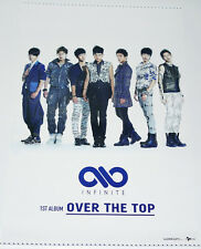 INFINITE - Over The Top (Vol. 1) OFFICIAL POSTER