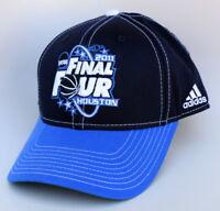 2011 NCAA FINAL FOUR HOUSTON adidas Basketball Strapback Baseball Cap Hat NEW