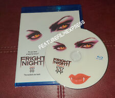 Fright Night Part 2 Blu-ray 1988 Movie Collector's Edition & Extras II MOD New