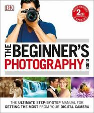 THE BEGINNER'S PHOTOGRAPHY GUIDE - GATCUM, CHRIS - NEW PAPERBACK BOOK