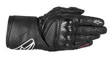 Alpinestars Stella SP-8 Women ladies Gloves Black Motorcycle summer gloves
