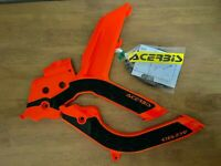 ACERBIS Protections Cadre Pour KTM Xc-W 125 150 250 300 Tpi 2020-2021 Orange /
