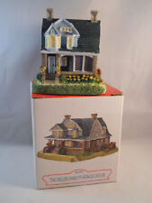 Americana Collection Liberty Falls, Miller Family'S House Ah155-1998 W/Box