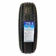 4 (Four) New ST225/75R15 Premium Trailer King ST Radial Tires 10 Ply 2257515 R15