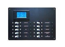15A Ac Digital Power Distribution Panel, 10 Position