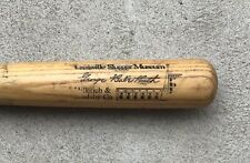 "VINTAGE H&B GEORGE BABE RUTH 34"" LOUISVILLE SLUGGER BASEBALL BAT"