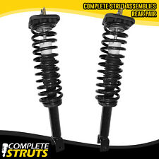 95-98 Dodge Stratus Rear Quick Complete Struts & Coil Springs w/ Mounts Pair x2
