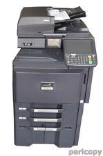 Kyocera TaskAlfa 5551ci Farbkopierer Multifunktionsgerät PF-740 opt Fax 55 S/min