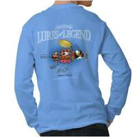 Hatteras Hornet Fishing Gil McFinns Outdoors Long Sleeve Tshirt for Men or Women