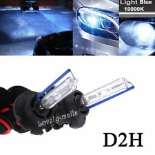 10000K 55W D2H HID Xenon Light Bulb Compatible with D2S/D2R/D2C/D4S for Retrofit