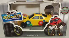 M&M's Under the Hood Chocolate Candy Dispenser Red & Yellow's Pit Stop