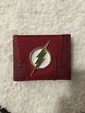 DC Comics The Flash Suit Up Bifold Wallet Bioworld