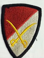 6TH CAVALRY BRIGADE PATCH - COLOR #50
