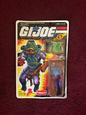 G.I. Joe Funskool India toxo viper carded