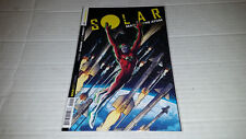 Solar, Man of the Atom # 1 - 12 (2014, Dynamite) Complete Run Subscription Cover