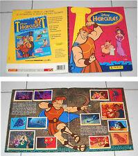 Album HERCULES Walt Disney 1997 Panini COMPLETO figurine