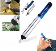 Solder Sucker Vacuum Desolder Desoldering Remover Pump Iron Tool DIY Electronics