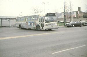 CTA Chicago Transit Authority GM New Look Bus original Slide