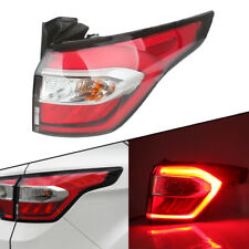 Right Outside Rear Tail Light Brake Lamp Fit for Ford Escape Kuga 2017-2019