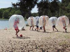 8 x Bubble Soccer, Body Soccer, Bumper Balls mieten inkl Anlieferung in Meck-Pom