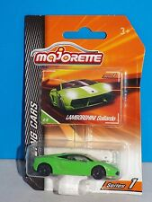 Majorette 2017 Racing Cars Series 1 Lamborghini Gallardo Light Green
