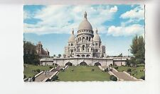 BF31391 paris basilique du sacre coeur de montmartre  france front/back image