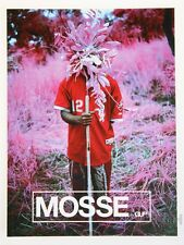 MOSSE BY GUP SPECIAL LIMITED EDITION OF GUP MAGAZINE AND RICHARD MOSSE