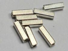 1 x Seestern Zwischenteil 999-er Silber vergoldet Silberteil 1738-1E