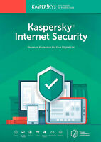 KASPERSKY INTERNET SECURITY 2019 5 PC 5 Devices 1 YEAR | GLOBAL KEY