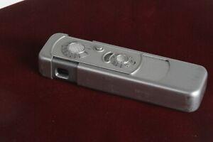 Minox A #99801 silber kleinstbildkamera Wetzlar