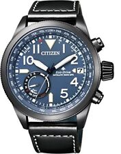 2017 NEW CITIZEN Watch PROMASTER LAND Eco Drive GPS F150 CC3067-11L Men's