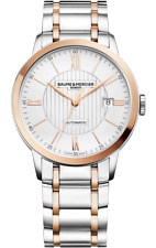 BAUME & MERCIER Classima Automatic Gents Watch 10217 - RRP £3400 - BRAND NEW