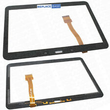 For Galaxy Tab 4 10.1 Replacement Touch Screen Digitizer Black Adhesive T530 OEM