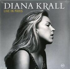 KRALL DIANA LIVE IN PARIS DOPPIO VINILE LP NUOVO SIGILLATO !