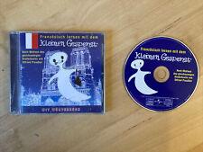 CD Französisch lernen mit dem kleinen Gespenst Sprachkurs Kinder