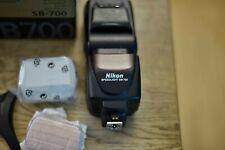 Nikon SB-700 Speedlight Flash Gun.