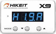 HIKEit X9 i Throttle Controller Performance Drive Mitsubishi Triton MQ MR(15-On)