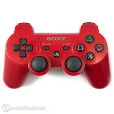 PS3 - Original DualShock 3 Wireless Controller #rot [Sony] NEUWERTIG