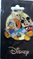 NEW Disney Mickey And Gang Mickey Mouse Goofy Donald Duck Trading Pin
