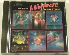 Freddy's Favorites Best Of A Nightmare On Elm Street CD RARE OOP Varese Horror