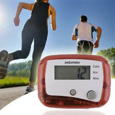 Portable Outdoor Walking Jogging Step Counter Pedometer Counting Distance Tool