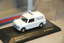 1/43 Vanguards Corgi VA-01419 Morris Mini Van Airshire Constabulary Police