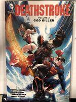 Deathstroke Vol.2: God Killer Tony S. Daniel DC Comics (2016) SC